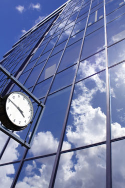 Is Your Business a Clock or a Cloud